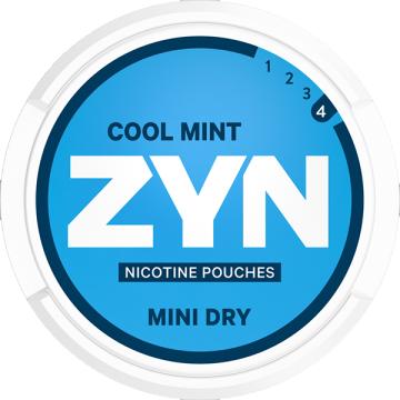 Zyn Cool Mint